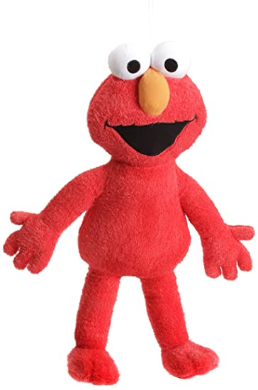 8b58546006 Image Unavailable. Image not available for. Color  Sesame Street Elmo  Cuddle Pillow ...