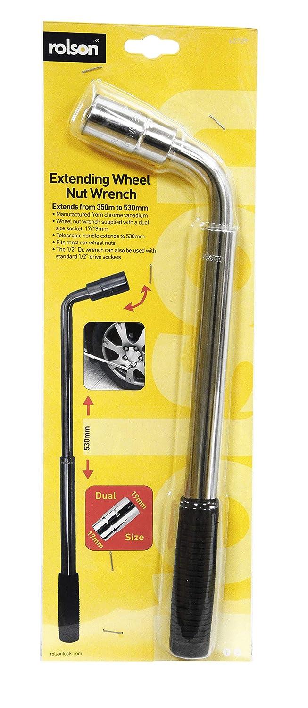 Rolson Tools 42729/Llave para tuercas