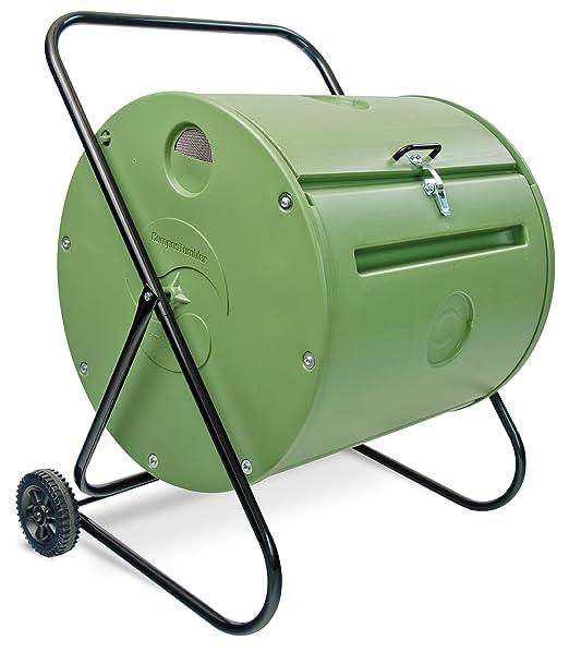 MANTIS - Compostador rotatorio: Amazon.es: Jardín