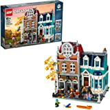 LEGO Creator Expert Bookshop 10270 Modular Building Kit, Big Set and Collectors Toy for Adults, New 2020 (2,504 Pieces)