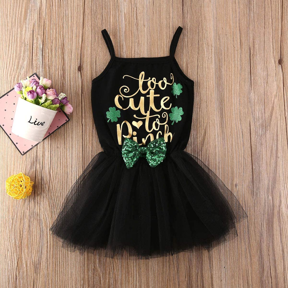 Newborn Baby Kid Girl Sleeveless Floral Romper Jumpsuit Tutu Dress Skirt Outfits