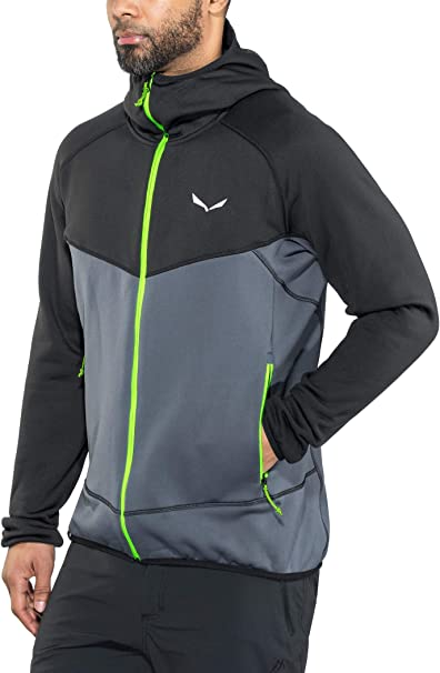 Salewa Men's Puez 3 Fz Hoodie: Amazon.co.uk: Clothing