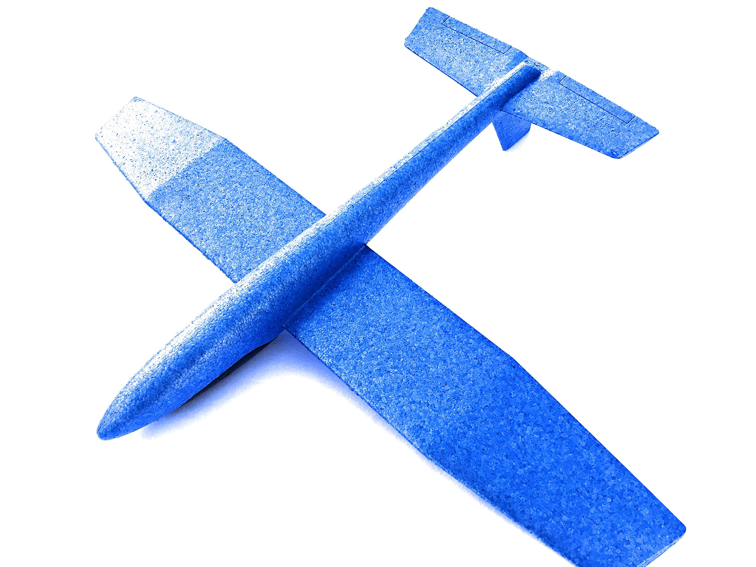 G-I-A-N-T (Almost 3 FEET), Great Flying, Almost Unbreakable, Large Foam Glider Plane. Virgin EPP Foam. Ideal for RC Conversion! Similar to LIDL Gliders Sold Out in Europe! by Daddy's Flyers (Image #4)
