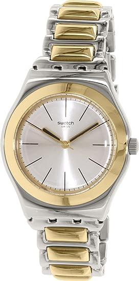 Swatch bronzilla - Reloj para hombres color plateado: Swatch ...