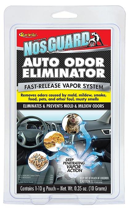 NosGuard SG Auto Odor Eliminator - Fast-Release Vapor System