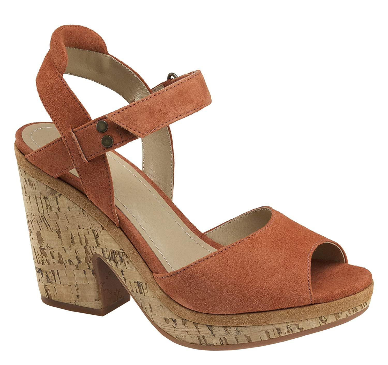 359af15f15cb Amazon.com | Johnston & Murphy Women's Ashlyn Mango Heel | Shoes