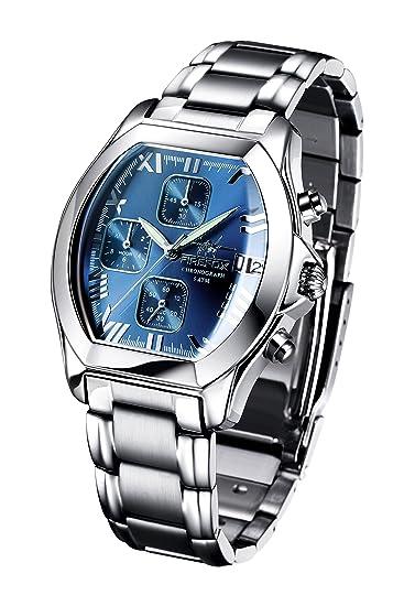 Reloj MUJER FIREFOX (CITIZEN) NABUCODONOSOR FFS175 103a Cronómetro Azul