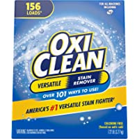 Deals on OxiClean Versatile Stain Remover Powder 7.22 lbs.