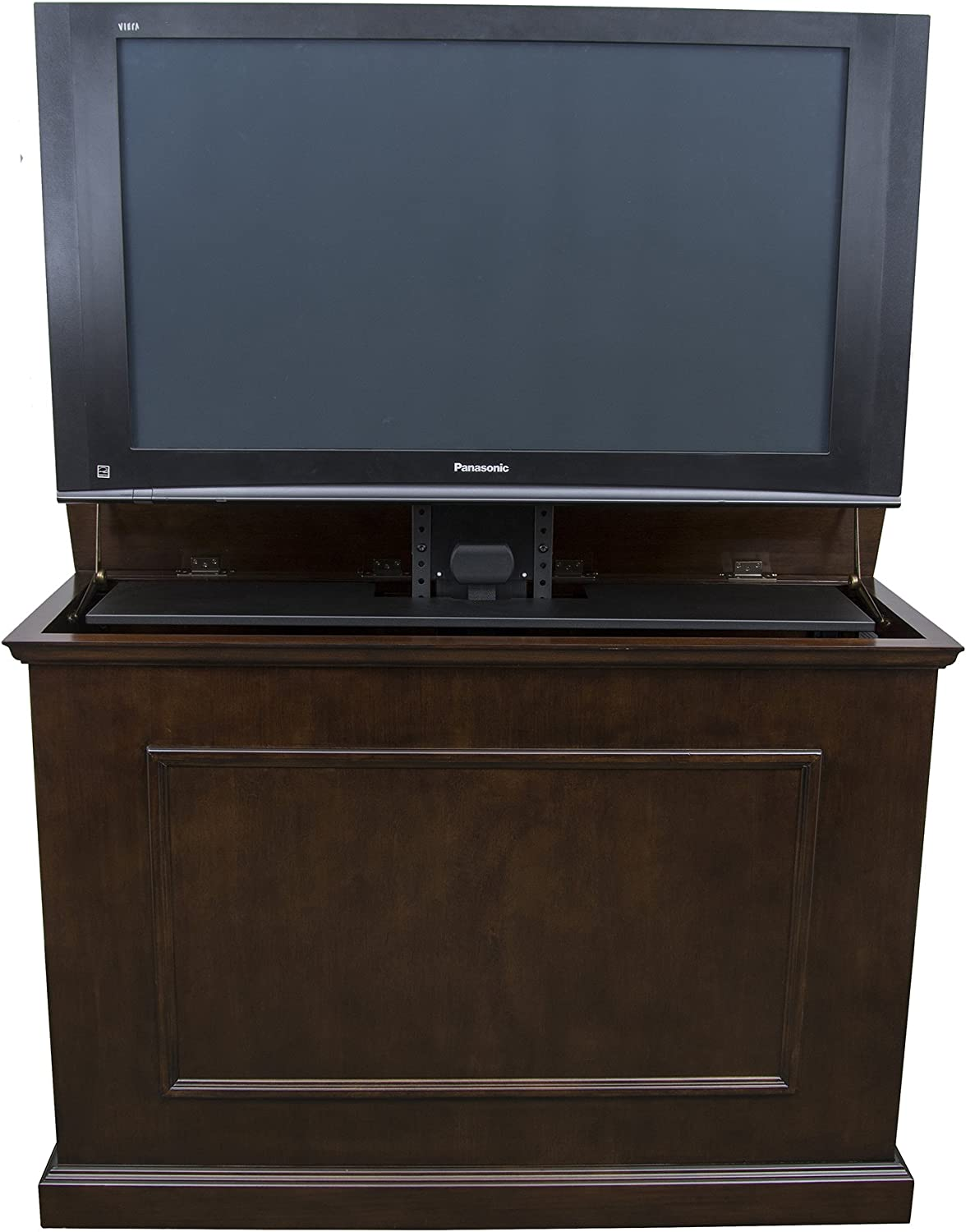 Panasonic Tv Meubel.Amazon Com Touchstone 72008 Elevate Tv Lift Cabinet Tvs Up To