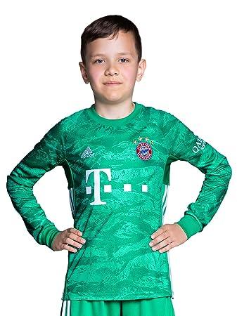 FC Bayern München Kinder Torwart Trikot 201920:
