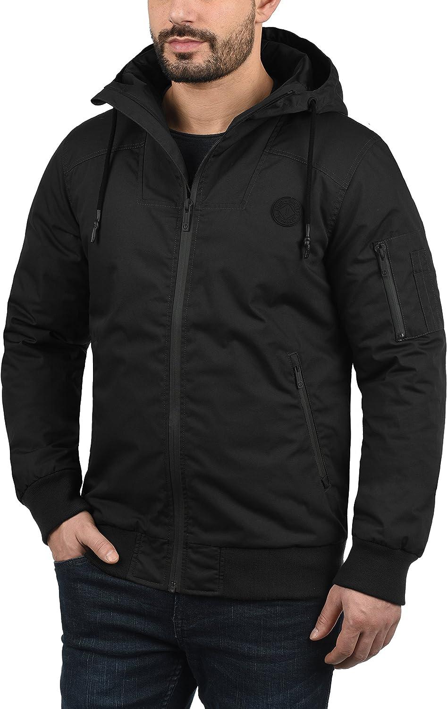 !Solid Tilly Sporty Herren /Übergangsjacke Herrenjacke Jacke mit Kapuze