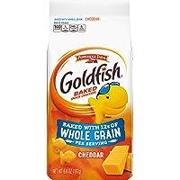 Pepperidge Farm Goldfish, Cheddar Whole Grain, 6.6 Ounce