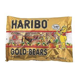 Haribo Gummy Bear Mini Packs (37 packs)