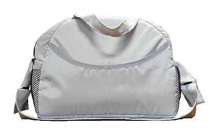Kutnik - Bolsos para carritos de bebe, Bolso carro bandolera - PLATA