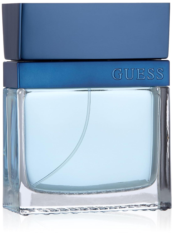 Guess Seductive Homme Eau De Toilette Spray for Men, Blue, 3.4-Ounce 108609