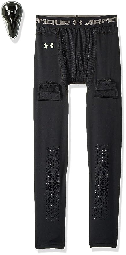 a8210ce99b Under Armour Boys Hockey Compression Leggings