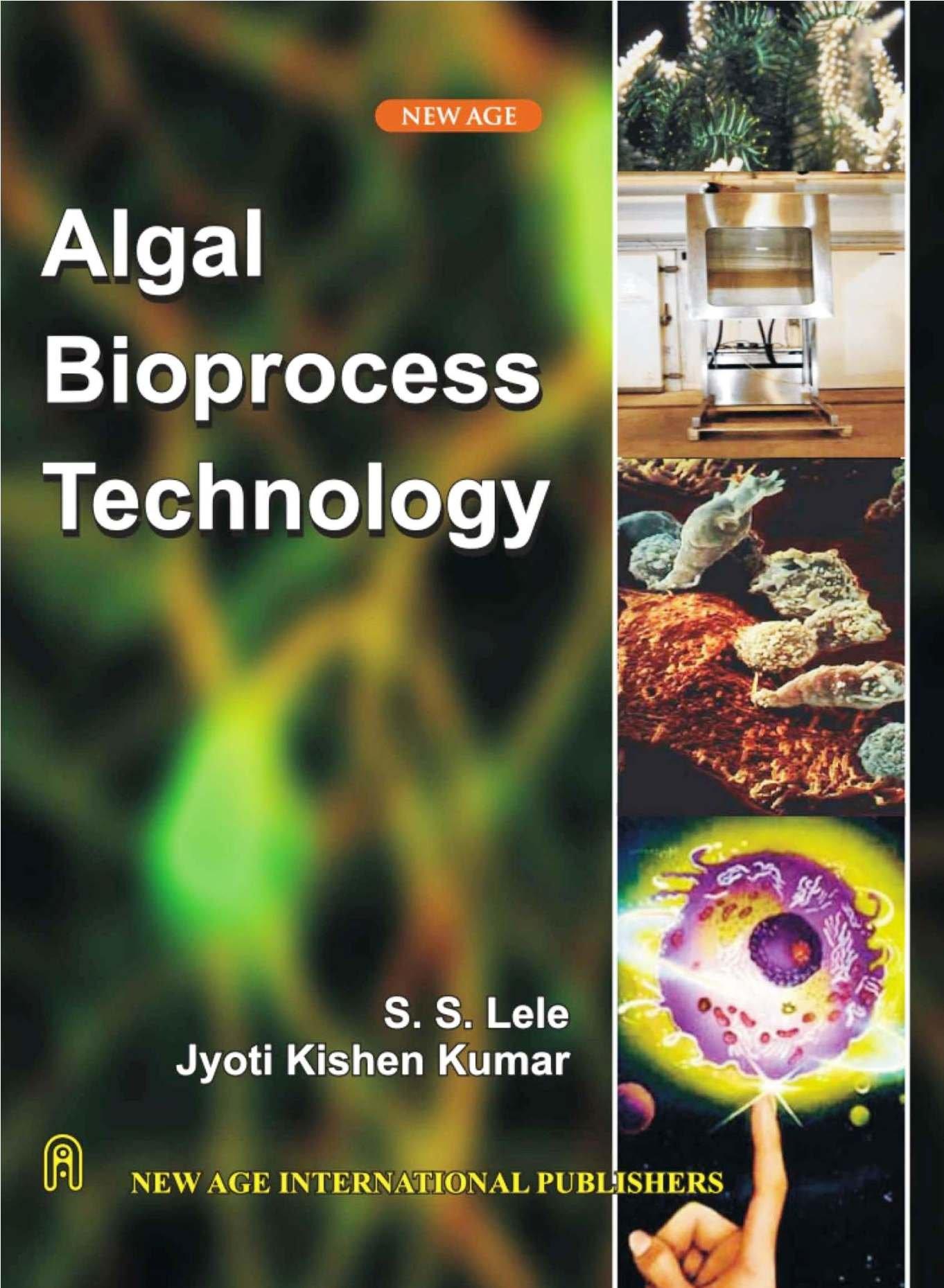 Algal Bioprocess Technology pdf epub