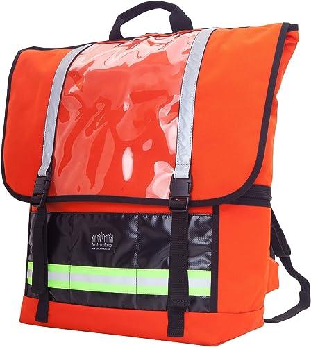 Manhattan Portage The Empire Lite Edition Messenger Bag Large, Orange