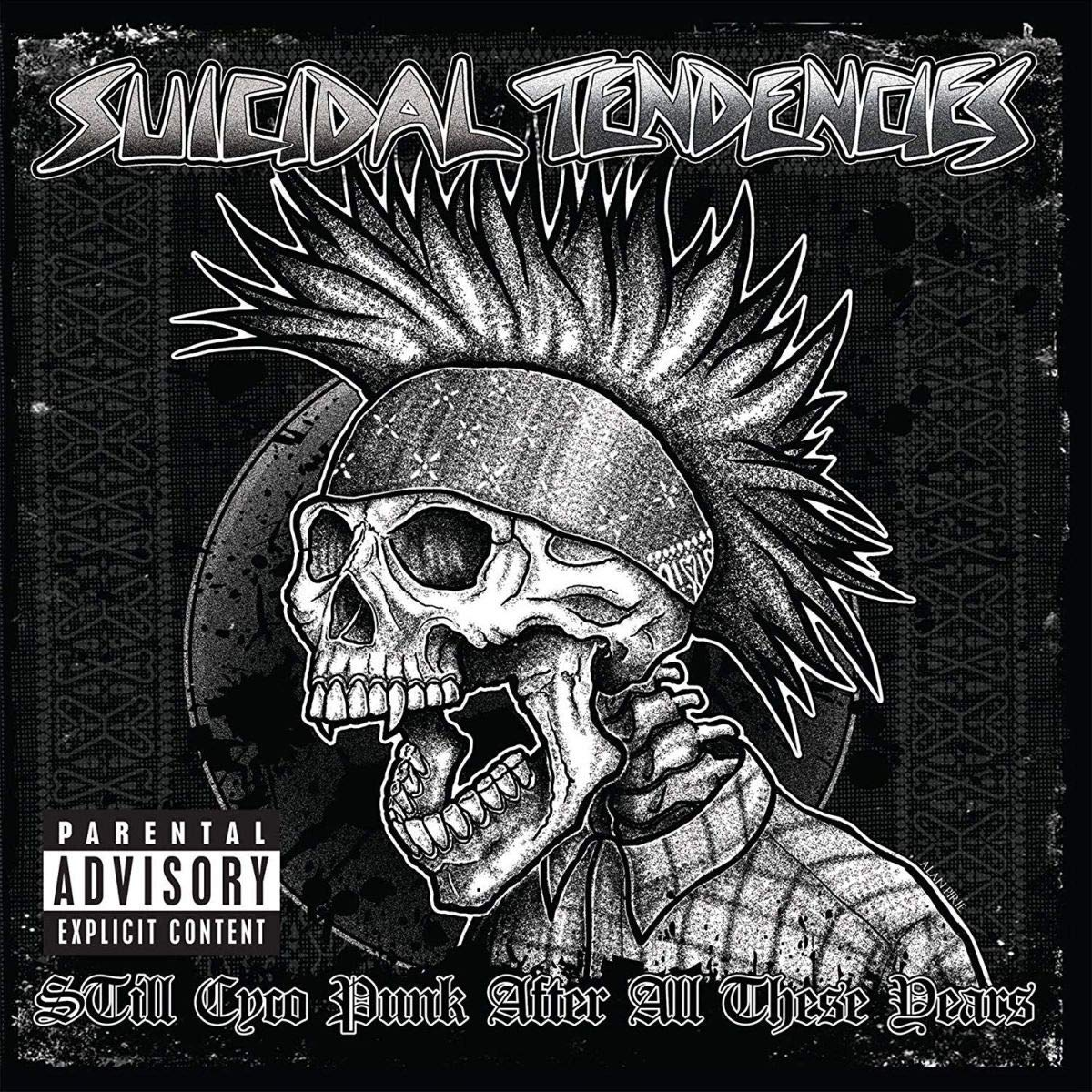CD : Suicidal Tendencies - Still Cyco Punk After All These Years (CD)