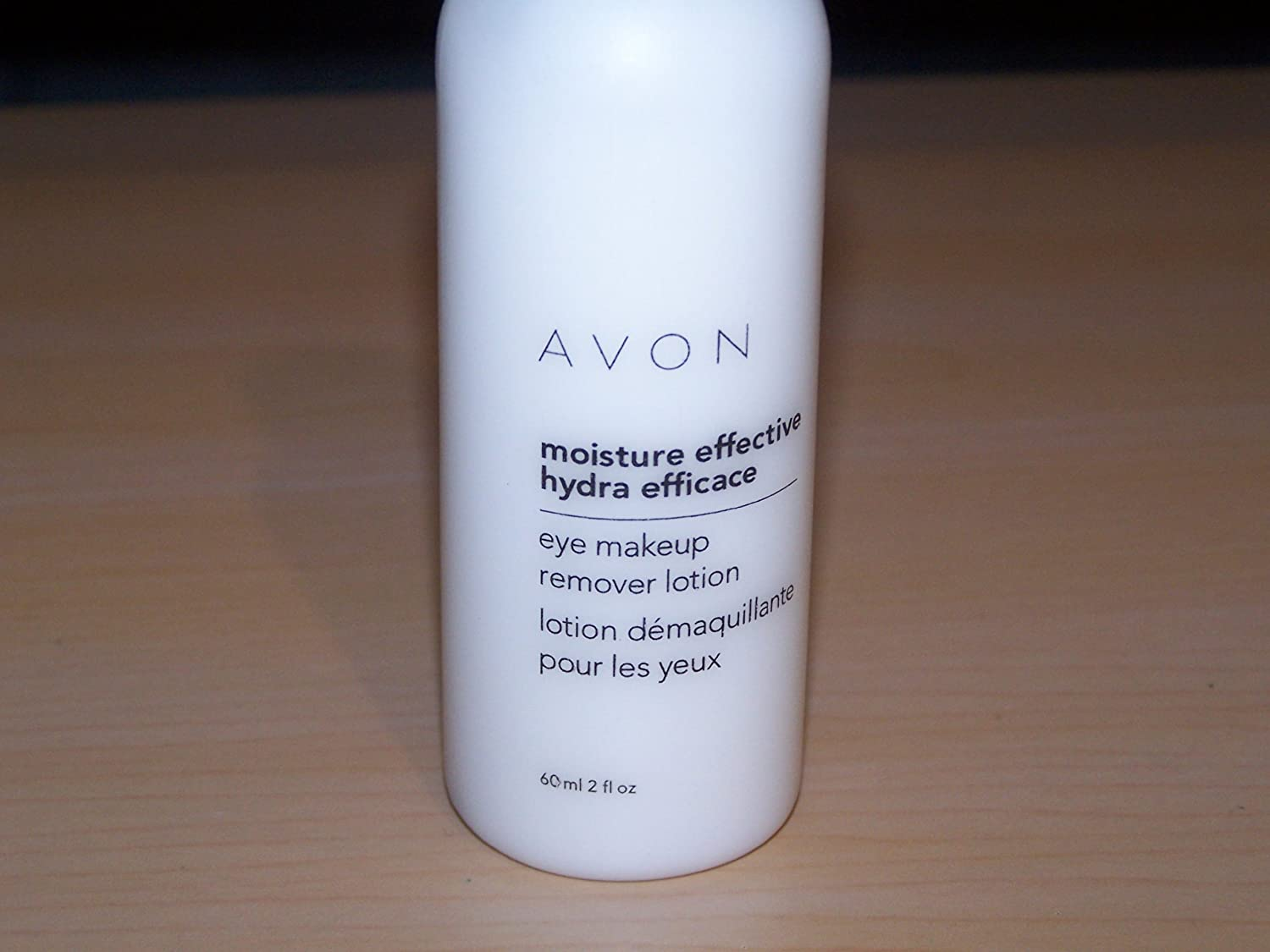 Avon Moisture Effective Eye Makeup Remover Lotion, 2 Fl Oz Avon eye makeup remover