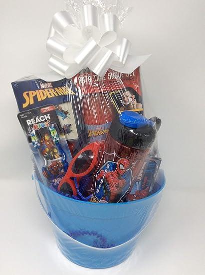 Amazon.com: Cesta de cumpleaños de Pascua para niños y niños ...