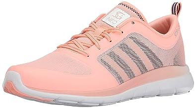 Adidas neo Donna x una tm sg w merletto scarpa, luce lampo arancione