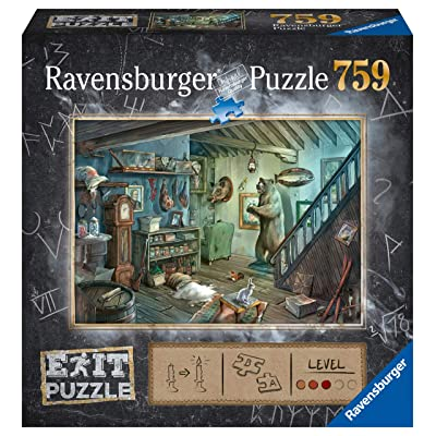 Ravensburger 15029 Im Gruselkeller Exit 8: Scary Cellar: Toys & Games