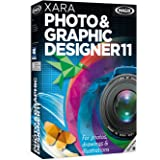 Xara Photo & Graphic Designer 11 – Image editing and graphic design with lots of extra features