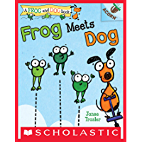 Frog Meets Dog: An Acorn Book (A Frog and Dog Book #1)