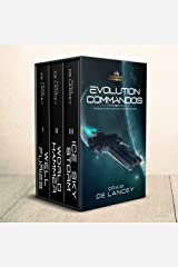 Evolution Commandos: Predator Space Chronicles 1-3 Kindle Edition