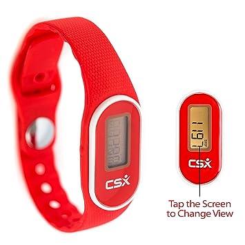 Csx 3d Schrittzähler Armband Ohne Bluetooth Aktives Gehen