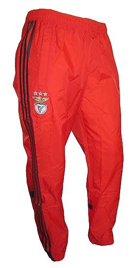 Adidas Pluiejoggingsurvêtement LRouge F84343 Pantalon De Benfica Lissabontaille QeodCBErxW