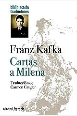 Cartas a Milena (Alianza Literaria (AL)) Edición Kindle