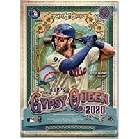 $55 » 2020 Topps Gypsy Queen MLB Baseball BLASTER box (7 pks/bx + 1 exclusive parallel pk)