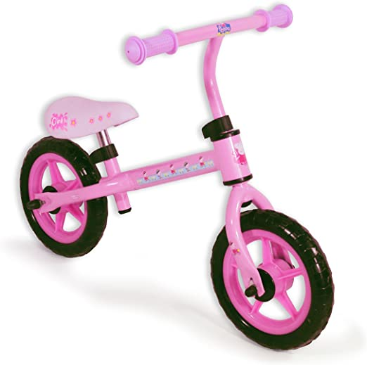 Peppa Pig - Walking Bike (Saica Toys 9122): Amazon.es: Juguetes y ...