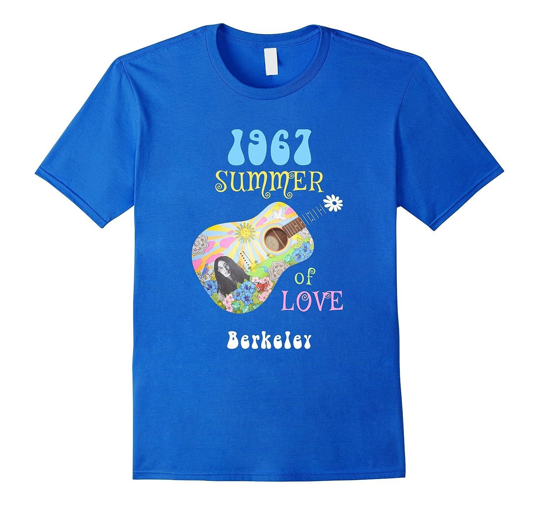 1967 Summer of Love Berkeley Hippie T-shirt-CD
