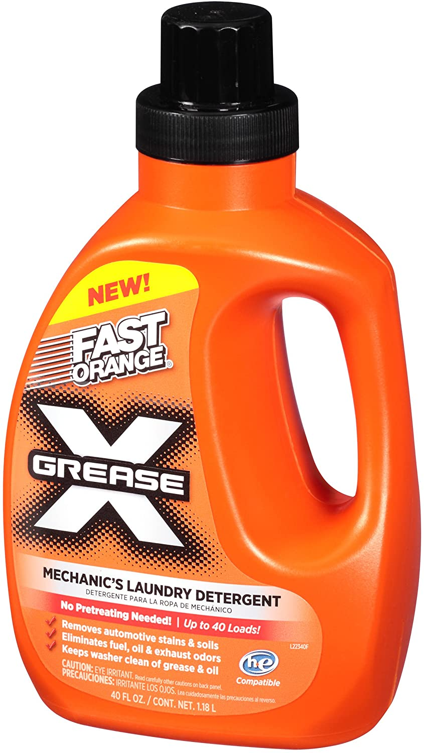 Permatex 22340 Fast Orange Grease X Mechanic S Laundry Detergent