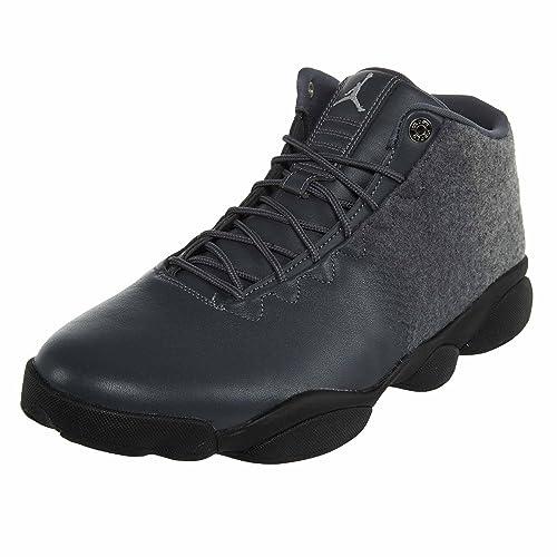 Zapatillas de baloncesto Nike Horizon Low Premium Dark Grey ...