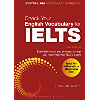 Check Your English Vocabulary for IELTS: Essential words and phrases to help you maximise your IELTS score