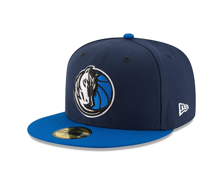 84aa49e482ed Amazon.com : NBA Men's 2-Tone 59FIFTY Fitted Cap : Clothing