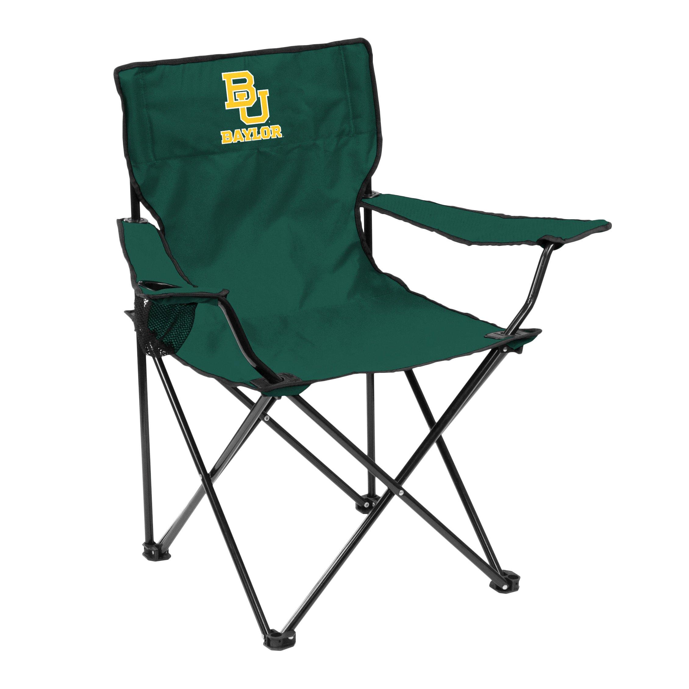 NCAA Baylor Bears Quad Chair, Adult, Green