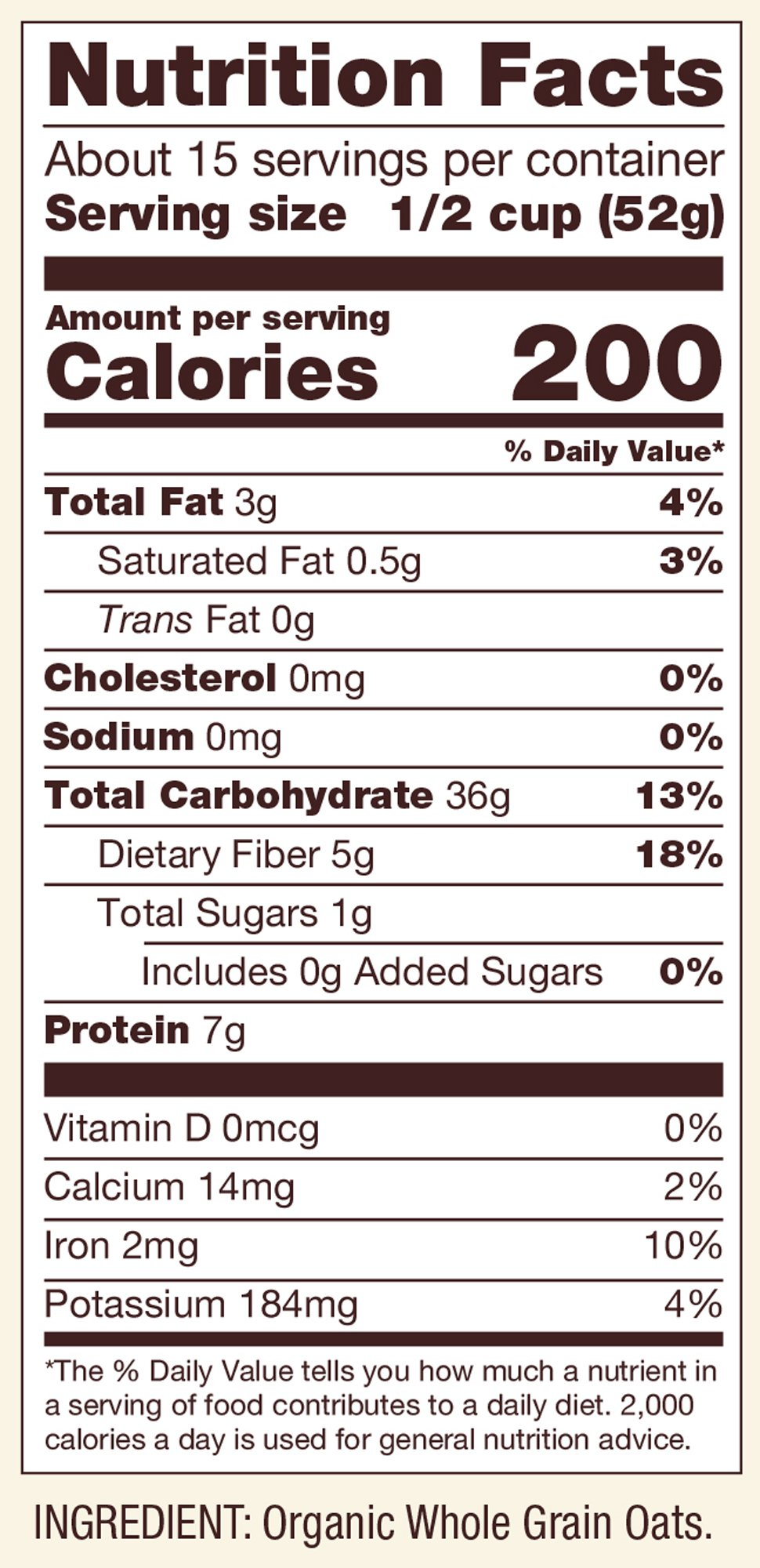 Bob's Red Mill (Resealable) Gluten Free Organic Quick Cooking Oats, 28-ounce (Pack of 4) by Bob's Red Mill (Image #1)