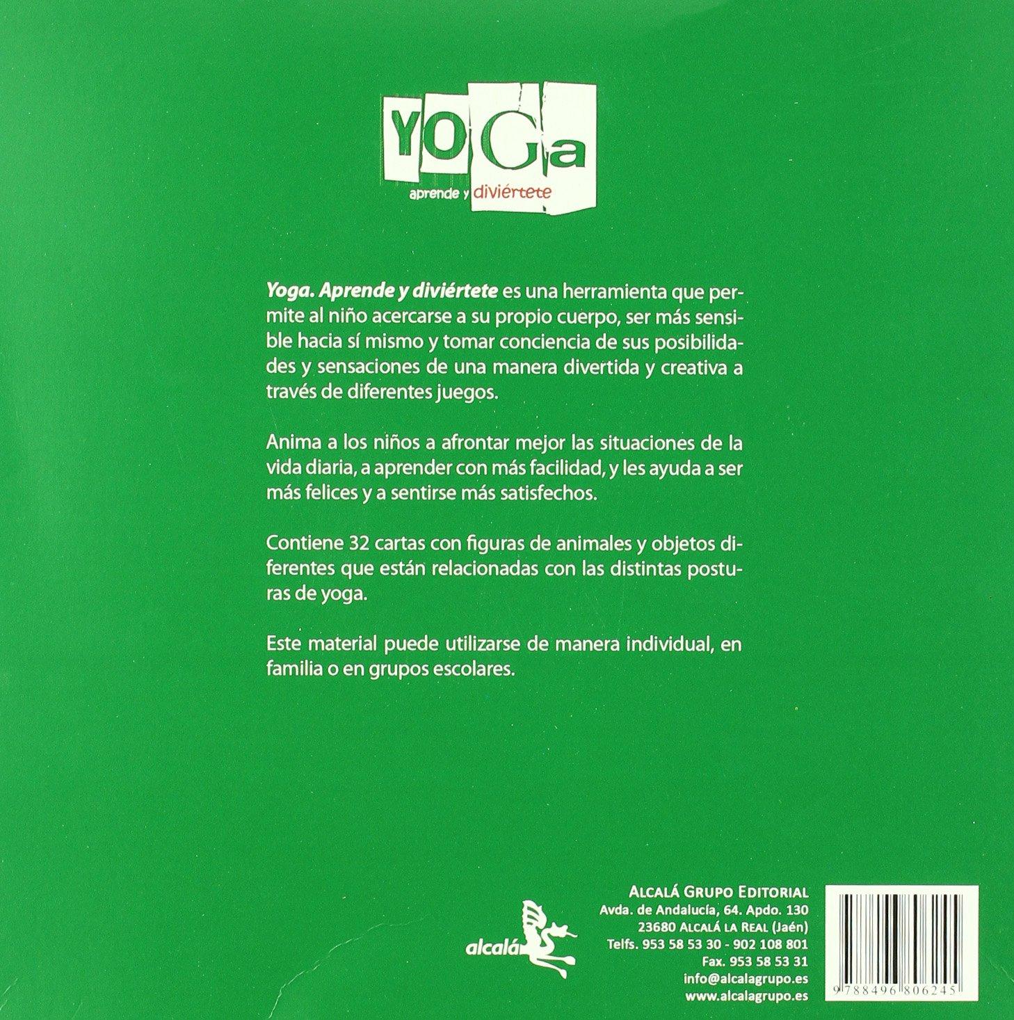 Yoga. aprende y diviertete (Spanish Edition): Maria Eugenia ...