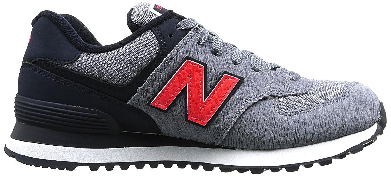 New Balance Men, nbwl574wtc, Blue (Dark Blue/Navy), 3, 5: Amazon.co.uk:  Shoes \u0026 Bags