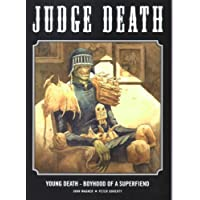 Judge Death: Young Death, Boyhood Superfiend
