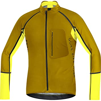 Gore Bike Wear Men s Alp-X Pro Windstopper Soft Shell Zip-Off Jacket ... 6c324f03c