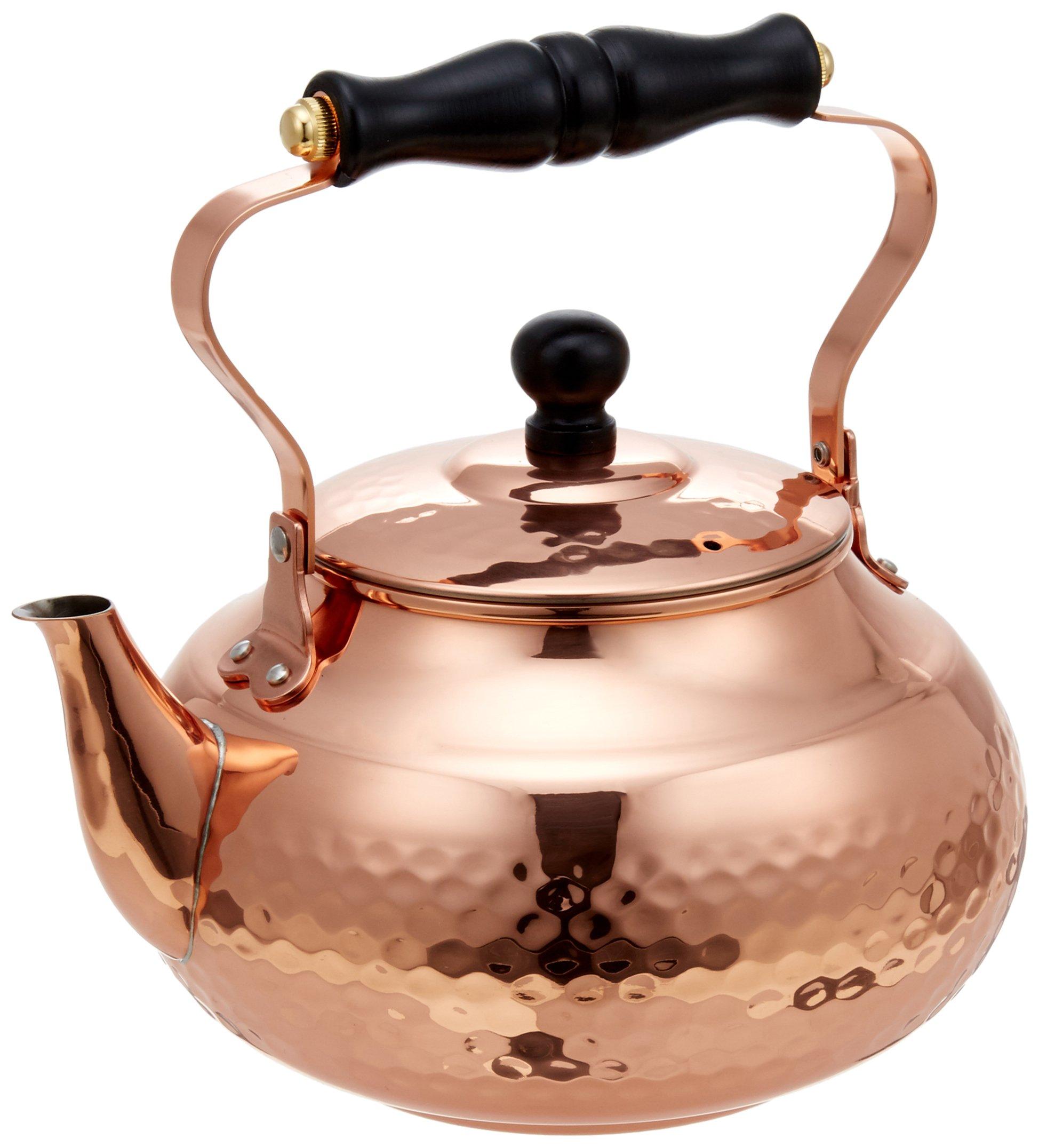 Shinkodo Pure copper kettle 2.0L Tsuchime SC-2007