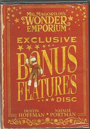 mr magoriums wonder emporium book