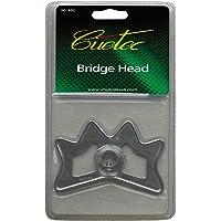 Wagner Automaten Cuetec billar/billar accesorio: permanente puente cabeza, aluminio