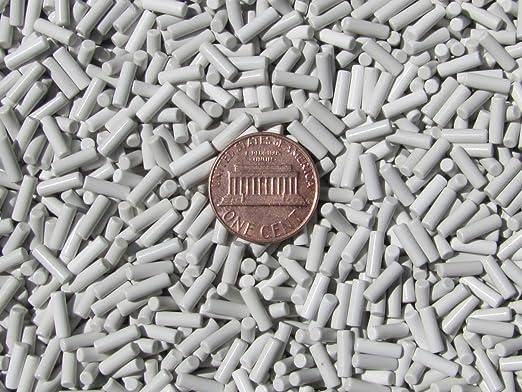 4 mm Triangles 2.5 X 8 mm Pins Mixed Polish Non-Abrasive Ceramic Tumbling Tumbler Tumble Media 5 Lb 3mm Spheres